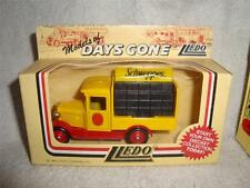 DAYS GONE BY LLEDO - DG21?? MORRIS DELIVERY TRUCK - YELLOW SCHWEPPES - LOOK!!!