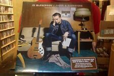 JD McPherson Signs and Signifiers LP sealed 180 gm vinyl + mp3 download