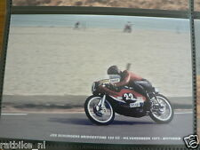 S0348-PHOTO-JOS SCHURGERS BRIDGESTONE 125 CC HILVARENBEEK 1973 NO 22 HEUGA
