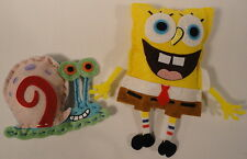 Sponge Bob & Gary Childs Felt & Stitch Craft Kit New MIB 64 Pieces Nickelodeon
