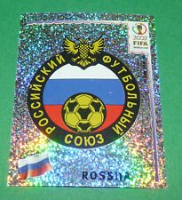 N°521 BADGE ROSSIJA RUSSIE PANINI FOOTBALL JAPAN KOREA 2002 COUPE MONDE FIFA