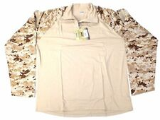 BLACKHAWK! ITS Large Combat Shirt w/ Integrated Tourniquets Desert Digital AOR1
