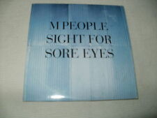 M PEOPLE - SIGHT FOR SORE EYES - UK CD SINGLE - HOUSE