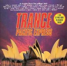 Zz/Various Artists - Trance Pacific Express (1998) - Used - Compact Disc