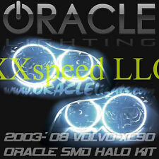 ORACLE Volvo XC90 03-08 WHITE LED Headlight Halo Angel Demon Eyes Rings