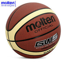 Youth Kids Molten Official Size 5 Durable Indoor Outdoor 27.5'' GW5 Basketball