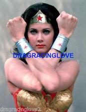 """Gorgeous Actress Lynda """"Wonder Woman"""" Carter SEXY """"Pin-Up"""" PHOTO! #(27)"""