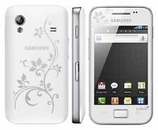 Samsung Galaxy Ace GT-S5830i LaFleur Pure White White S5830 Without Simlock New