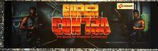 "Super Contra Arcade Marquee 26""x8"""