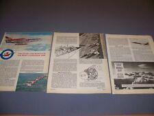 VINTAGE..CF-104..HISTORY/PHOTOS/DETAILS/CUTAWAY..RARE! (50J)