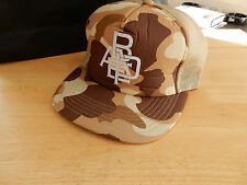 BAPE SNAPBACK BY A BATHING APE BROWN CAMO SIZE  MEN'S baseball cap truckers