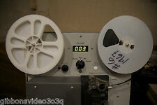 1,500 FT 8MM, SUPER 8 &16MM MOVIE FILM TRANSFER TO DVD OR QUICKTIME FILES