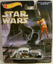 1934 '34 CHRYSLER AIRFLOW RALPH MCQUARRIE STAR WARS REAL RIDERS HOT WHEELS 2016