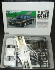 No.35 NISSAN SKYLINE R32 GT-R '89 ARII 1/32 plastic model kit