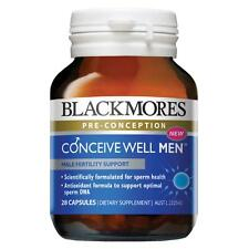 Blackmores Conceive Well Men caps 28