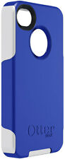 Otterbox Commuter Series Hybrid Case for iPhone 4 & 4S -Zircon Blue/White