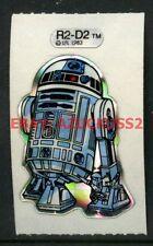Vintage Star Wars R2-D2 1983 ROTJ Vending Machine Sticker