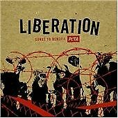 Various - Liberation Songs to Benefit PETA [ECD] (2003) CD NEW/SEALED SPEEDYPOST
