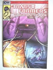 TRANSFORMERS REGENERATION ONE # 89 (COVER A, MAR 2013), VF/NM