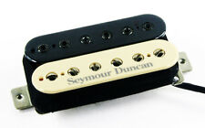 Seymour Duncan SH-12 Screamin' Demon Humbucker Bridge Pickup, 4 Conductor, Zebra