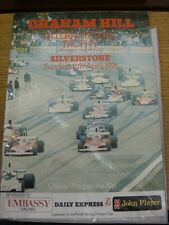 11/04/1976 Motor Racing Programme: At Silverstone, Graham Hill International Tro
