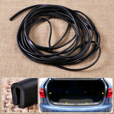 6M Car Truck Motor Door Glass Rubber Seal Weather Strip U Channel OEM Universal