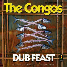 THE CONGOS - Dub Feast Jamaican Recordings NEW CD £9.99