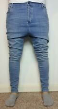 Sik silk Jeans.. Drop Crotch.. Skinny.. each to their own.. 34w  Rrp £95