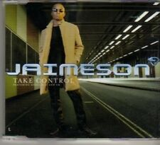 (DF833) Jaimeson, Take Control - 2004 DJ CD