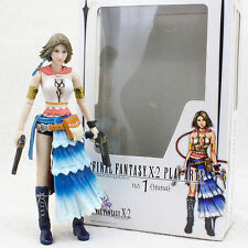 Final Fantasy X-2 Yuna PLAY ARTS PVC Action Figure Square Enix JAPAN GAME