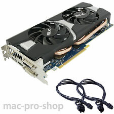 AMD RADEON R9 280 3GB GDDR5 for Apple Mac Pro 1,1-5,1 Graphics Card-HD7950 chip