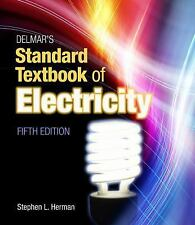 Delmar's Standard Textbook of Electricity by Stephen Herman (2010, Hardcover)