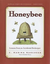 HONEYBEE: Lessons from an Accidental Beekeeper : WH2-R1 : H/B : NEW BOOK (159)