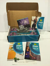 Zumba Fitness Tone Up DVD System Tone Up while you get down! 5 DVD's set