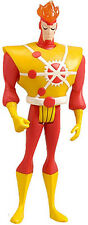 "Justice League Unlimited Loose 4"" FIRESTORM Figure Matty Collector Exclusive NEW"