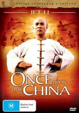 Once Upon A Time In China (DVD, 2007)**R4**Like New*