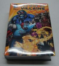 DC COMICS THE NEW 52 VILLAINS OMNIBUS HC HARDCOVER MSRP $150.00