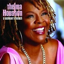 Thelma Houston A Woman's Touch CD NEW SEALED 2007 Soul