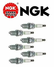 SET OF 6 NGK 4644 / BKR7E V-Power Made In Japan Premium Copper Spark Plugs