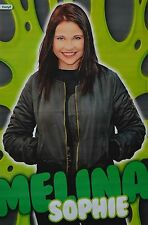 MELINA SOPHIE - A3 Poster (ca. 42 x 28 cm) - YouTube Star Clippings Fan Sammlung