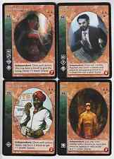 Nagaraja Complete HttB Lot 4x Vampires Heirs to the Blood V:TES VTES