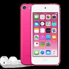 2015 Geniune Apple iPod Touch 6th Gen Pink 128GB *NEW!* + Warranty!