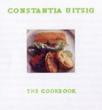 Constantia Uitsig Cookbook by Gail Jennings (2003, Hardcover)