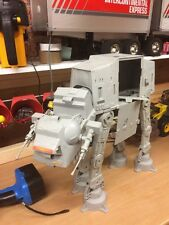 Vintage Star Wars At-At Walker With Working Motor