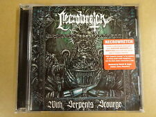 CD / NECROWRETCH - WITH SERPENTS SCOURGE