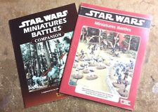 1990s Miniature Battles & Comp-Star Wars Role Playing Game/RPG- West End(40044B)