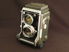 Mamiya C3 TLR Film Camera with 100mm f/3.5 Lens, Ready to Shoot