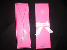 Victorias Secret 2014 Angel Wings Necklace- New in Box!