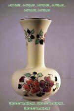 PETIT VASE SOLIFLORE porcelaine ZSOLNAY PECS HUNGARY HONGRIE 20ème 11cm