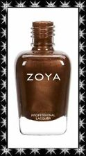 Zoya *~Cinnamon~* Nail Polish Nail Lacquer Metallic 2015 Fall Flair Collection